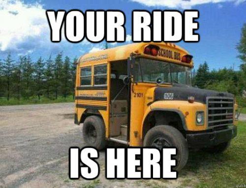 Best Bus Memes