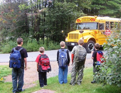 Top bus safety tips for kids